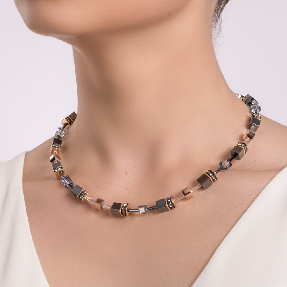 coeur-de-lion-geo-cube-dream-lands-rose-gold-plated-black-necklace-p67413-363563 zoom